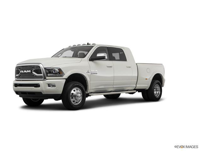 2018 Ram 3500 Vehicle Photo in San Angelo, TX 76903