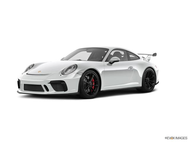 2018 Porsche 911 Vehicle Photo in Chapel Hill, NC 27514