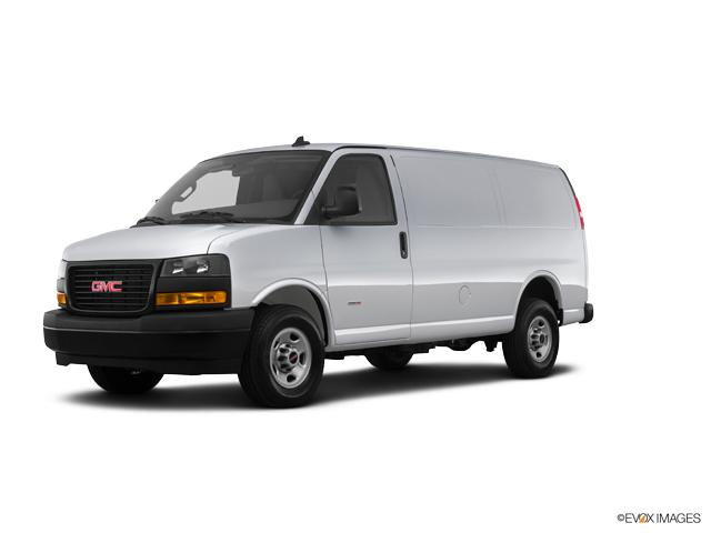 2018 GMC Savana Cargo Van Vehicle Photo in Merrillville, IN 46410