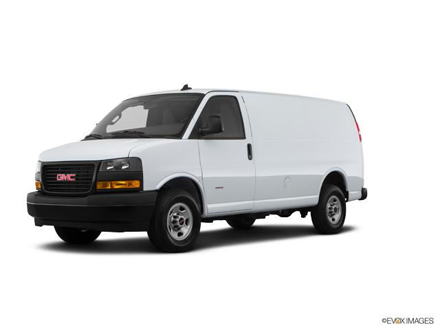 2018 GMC Savana Cargo Van Vehicle Photo in Davison, MI 48423
