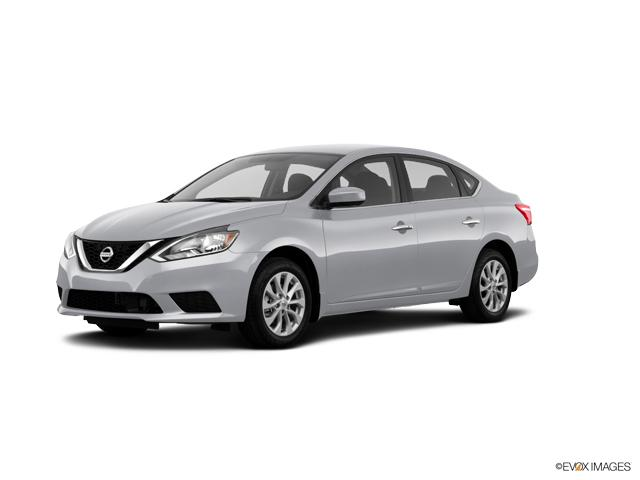 2018 Nissan Sentra Vehicle Photo in San Leandro, CA 94577