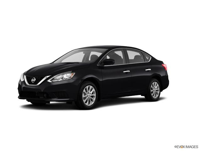 2018 Nissan Sentra Vehicle Photo in Merrillville, IN 46410