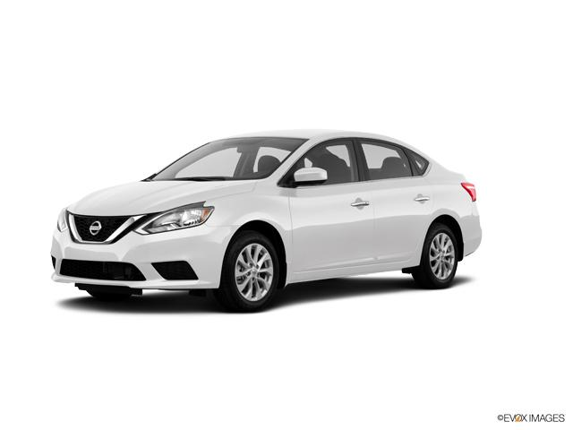 2018 Nissan Sentra Vehicle Photo in Edinburg, TX 78542
