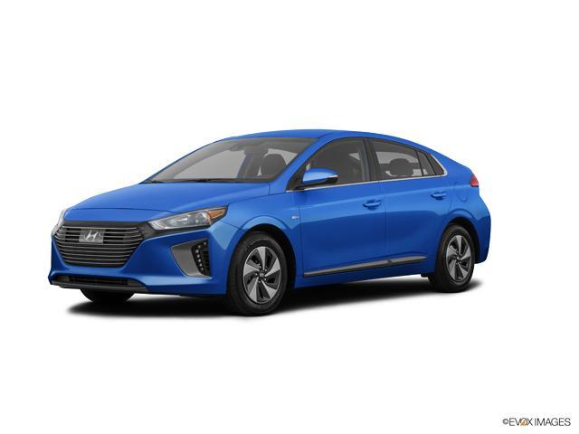 2018 Hyundai IONIQ Hybrid Vehicle Photo in Highland, IN 46322
