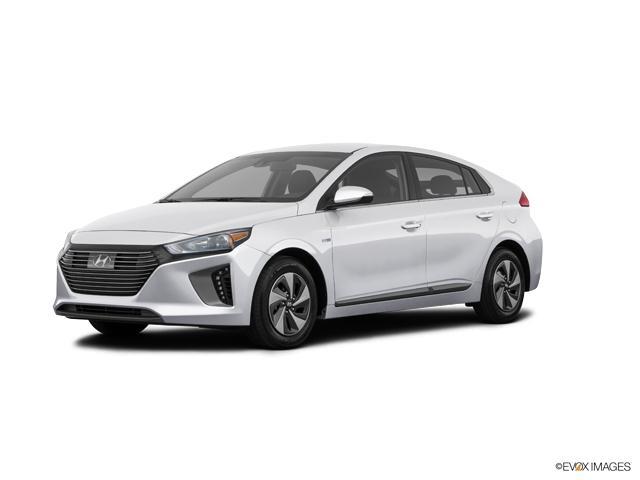 2018 Hyundai IONIQ Hybrid Vehicle Photo in Appleton, WI 54913