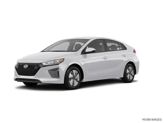 2018 Hyundai IONIQ Hybrid Vehicle Photo in Bayside, NY 11361