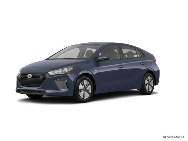 2018 Hyundai IONIQ Hybrid Vehicle Photo in Owensboro, KY 42303