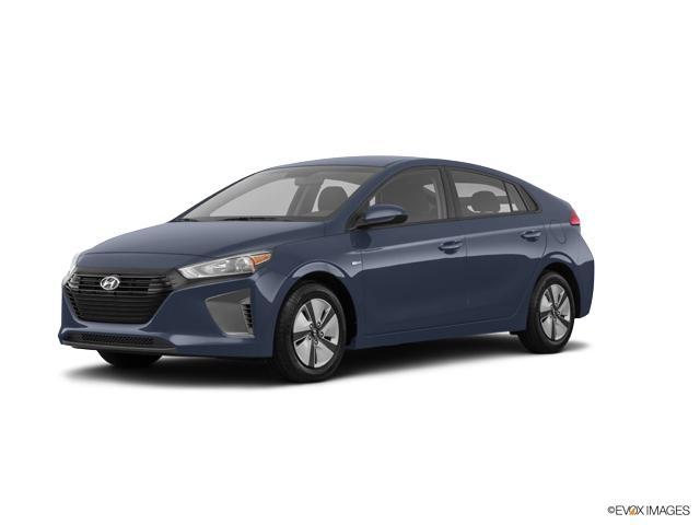 2018 Hyundai IONIQ Hybrid Vehicle Photo in Merrillville, IN 46410