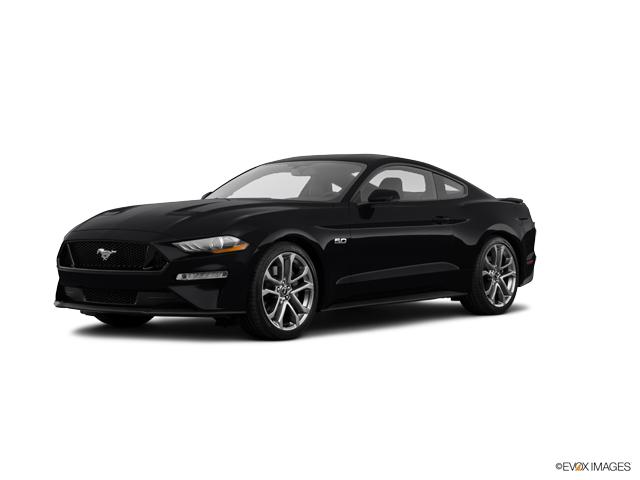 Used Shadow Black 2018 Ford Mustang GT Premium Fastback for
