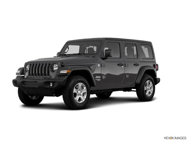 2018 Jeep Wrangler Unlimited Vehicle Photo in Mission, TX 78572