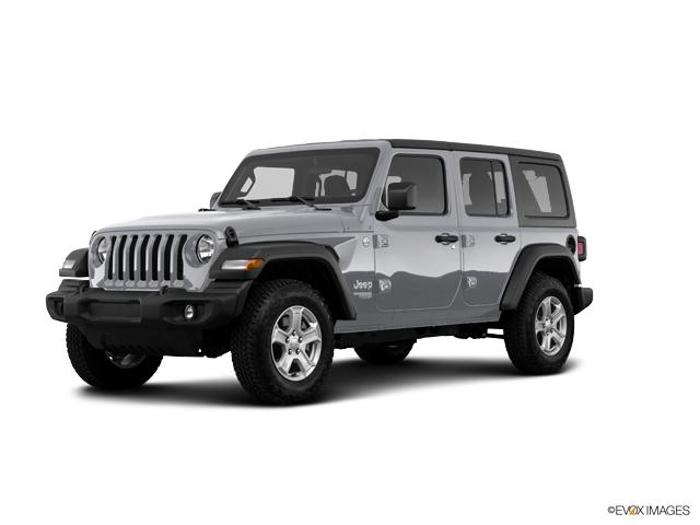 2018 Jeep Wrangler Unlimited Vehicle Photo in Clarksville, MD 21029