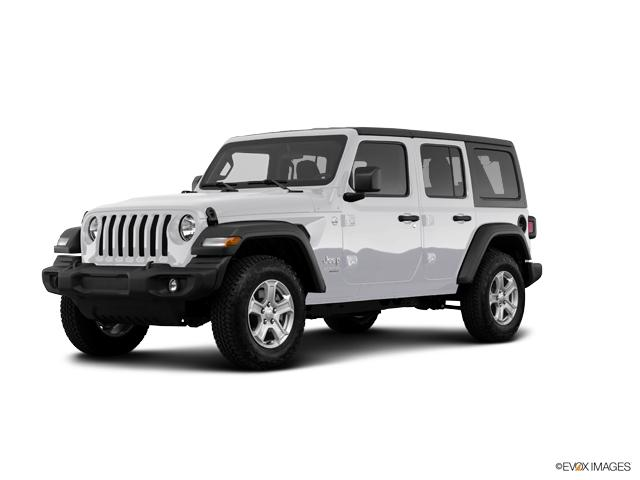 2018 Jeep Wrangler Unlimited Vehicle Photo in Austin, TX 78759