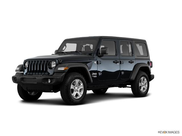 2018 Jeep Wrangler Unlimited Vehicle Photo in Mount Carroll, IL 61053
