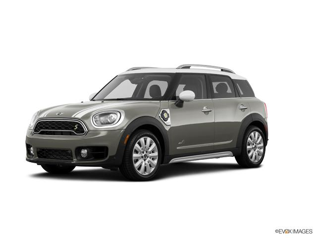 New 2018 Mini Cooper S Countryman All4 Melting Silver