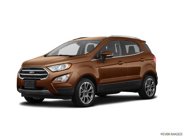 2018 Ford EcoSport Vehicle Photo in Tucson, AZ 85705