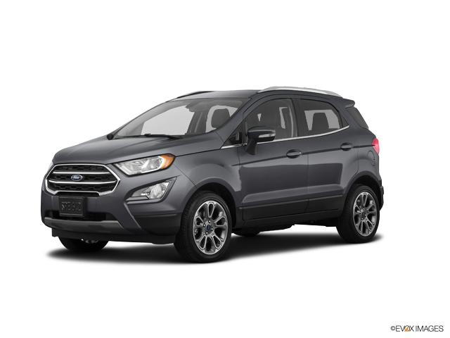 2018 Ford EcoSport Vehicle Photo in Boyertown, PA 19512