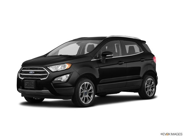 2018 Ford EcoSport Vehicle Photo in American Fork, UT 84003