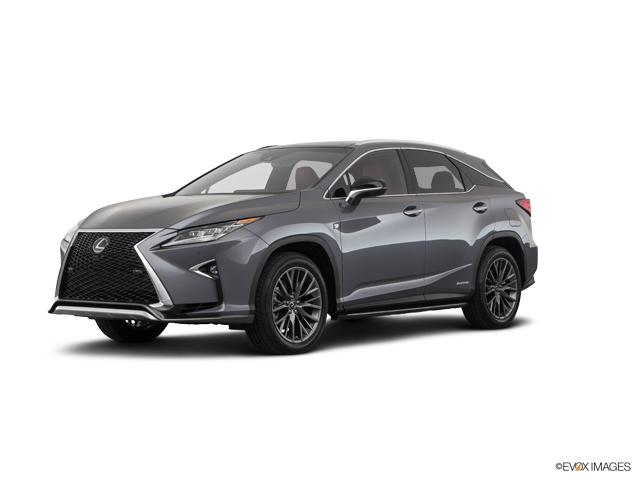 2018 Lexus RX 450h Vehicle Photo in Fort Worth, TX 76132