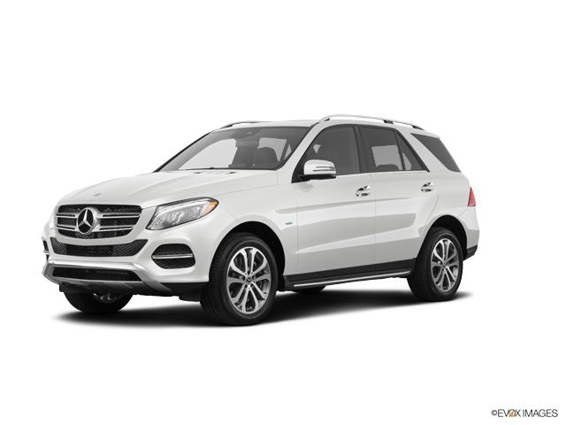 New 2018 Mercedes Benz Gle Polar White Suv For Sale