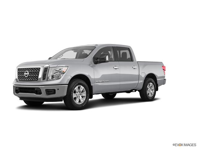 2018 Nissan Titan Vehicle Photo in Baton Rouge, LA 70806