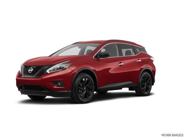2018 Nissan Murano for sale in Hampton - 5N1AZ2MH3JN148892 - Pomoco