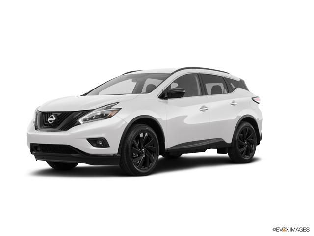2018 Nissan Murano Vehicle Photo in Decatur, IL 62526