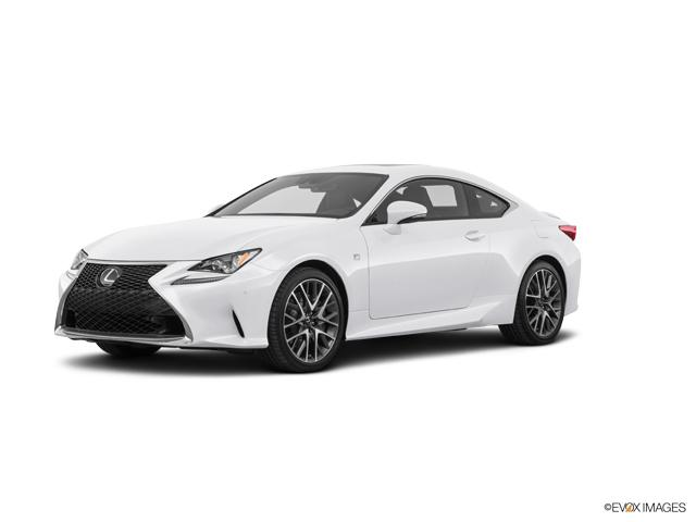 Used 2018 Lexus Rc 350 Ultra White Car For Sale