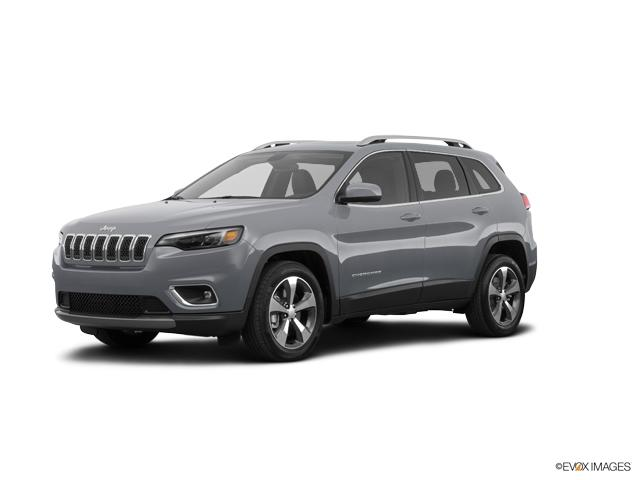 2019 Jeep Cherokee Vehicle Photo in Morrison, IL 61270