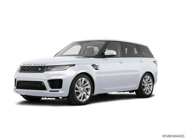 2018 Land Rover Range Rover Sport Vehicle Photo in Norwood, MA 02062
