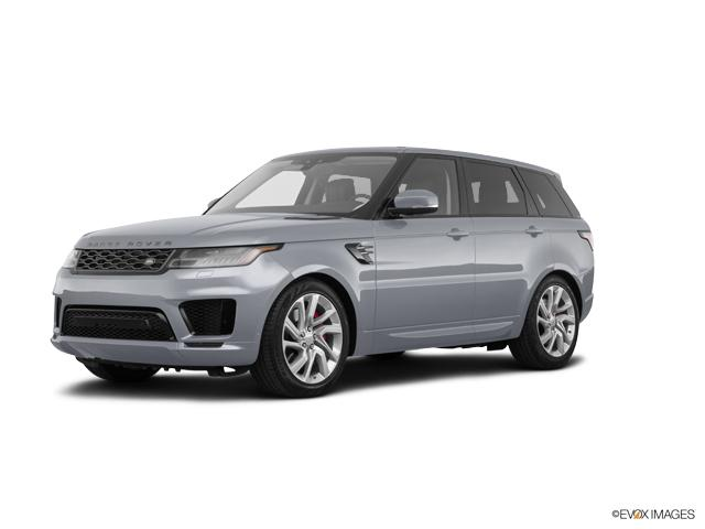 2018 Land Rover Range Rover Sport Vehicle Photo in Southborough, MA 01772