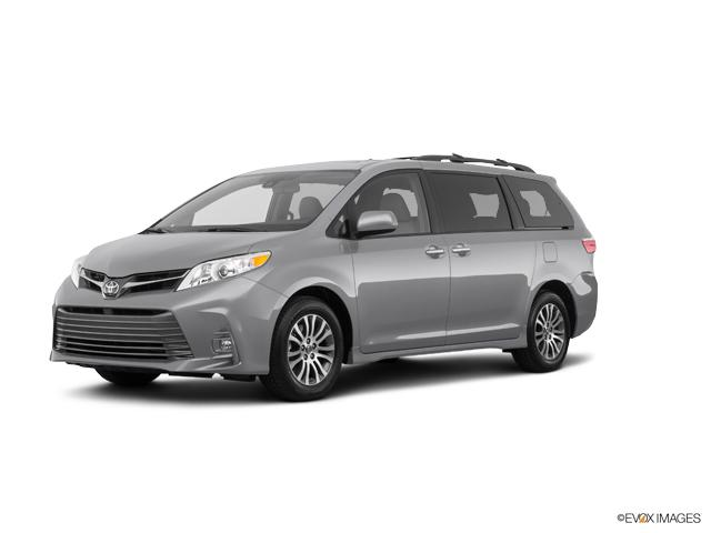 2018 Toyota Sienna Vehicle Photo in Richmond, TX 77469