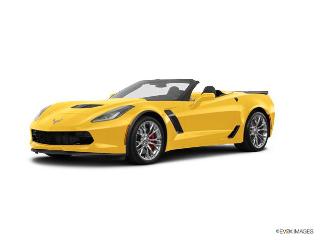 2019 Chevrolet Corvette Vehicle Photo in Gainesville, GA 30504