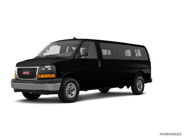 2018 GMC Savana Passenger Vehicle Photo in Williamsville, NY 14221