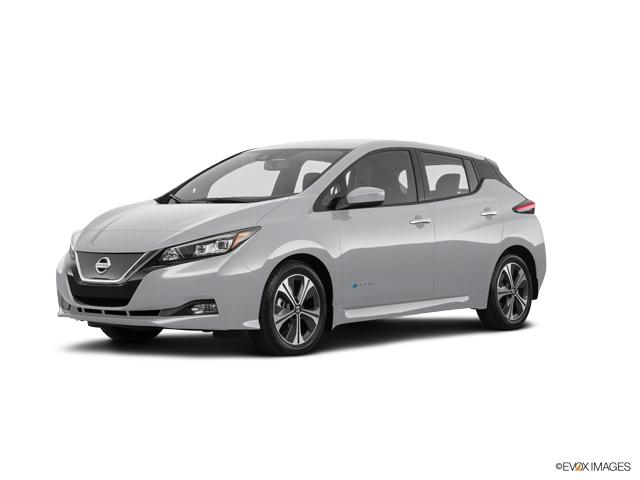 2018 Nissan LEAF Vehicle Photo in Grapevine, TX 76051