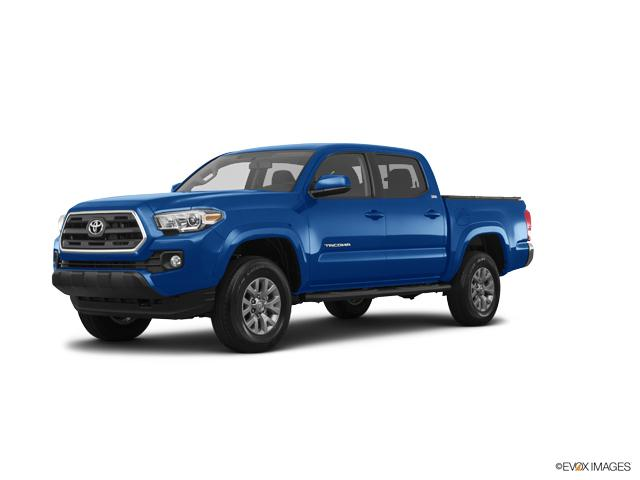 2018 Toyota Tacoma Vehicle Photo in Wilmington, NC 28405