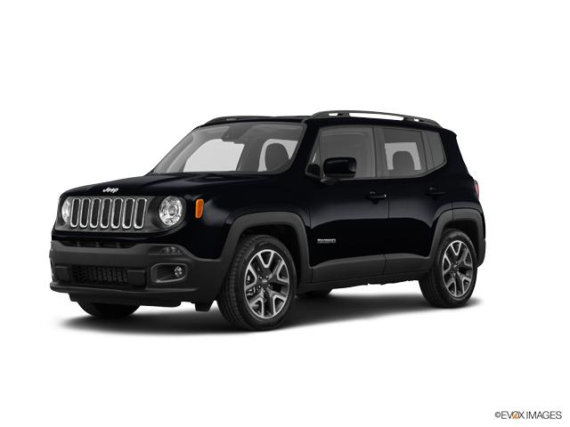 2018 Jeep Renegade Latitude Black