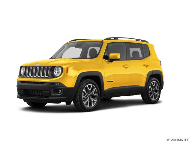 2018 Jeep Renegade Vehicle Photo in San Antonio, TX 78230