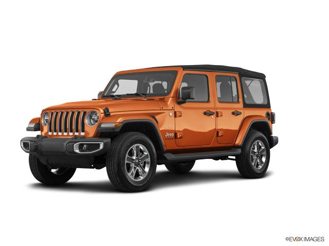 2018 Jeep Wrangler Unlimited Vehicle Photo in Elyria, OH 44035
