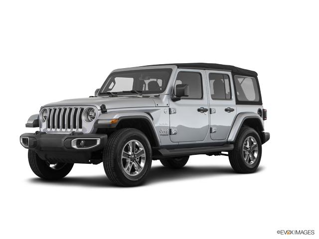 2018 Jeep Wrangler Unlimited Vehicle Photo in Gardner, MA 01440