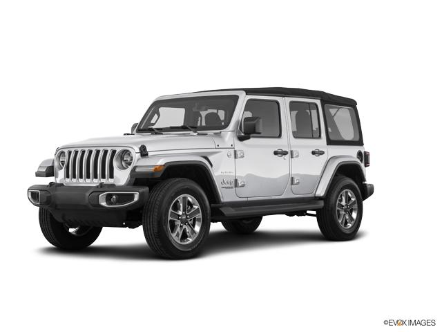 2018 Jeep Wrangler Unlimited Vehicle Photo in Janesville, WI 53545