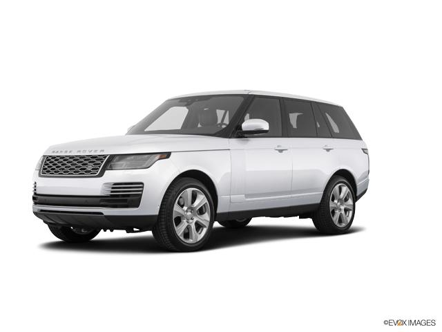 2018 Land Rover Range Rover Vehicle Photo in Appleton, WI 54913