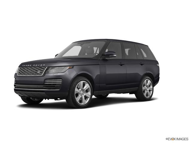 2018 Land Rover Range Rover Vehicle Photo in Charlotte, NC 28227