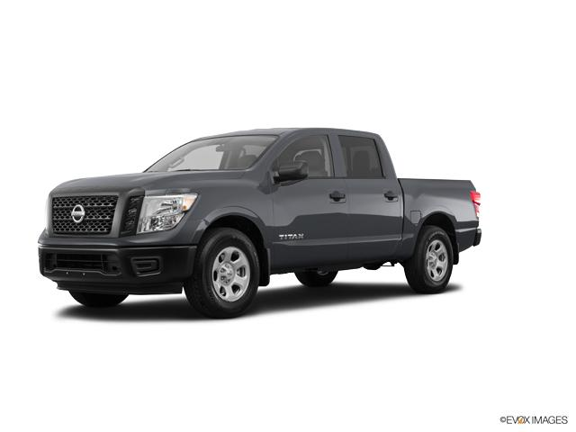 2018 Nissan Titan Vehicle Photo in Hoover, AL 35216