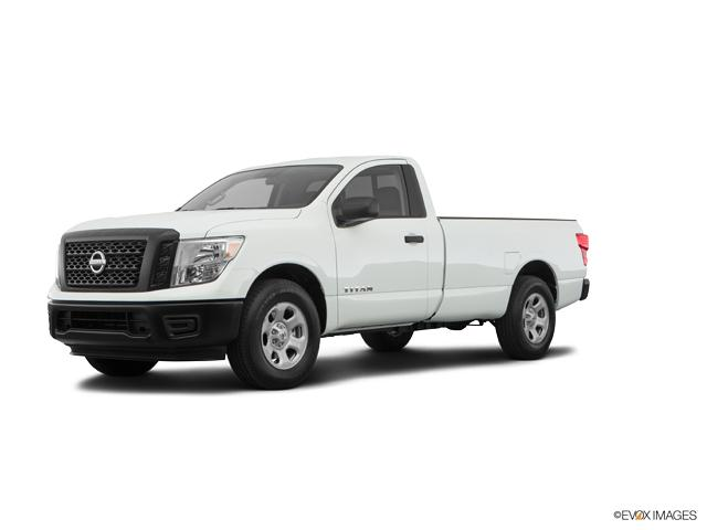 2018 Nissan Titan Vehicle Photo in Honolulu, HI 96819