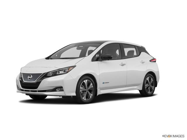2018 Nissan LEAF Vehicle Photo in Woodbridge, VA 22191
