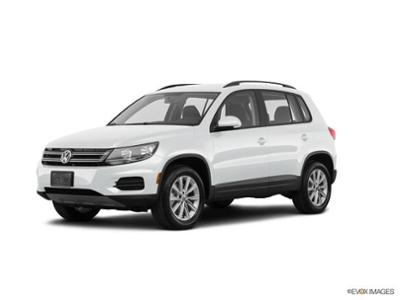 2018 Volkswagen Tiguan_Limited 2018 Tiguan Limited at Young ...