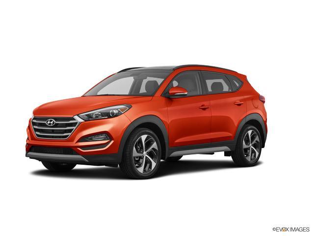 2018 Hyundai Tucson Vehicle Photo in Great Falls, MT 59401