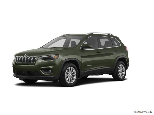 2019 Jeep Cherokee Vehicle Photo in Casper, WY 82609