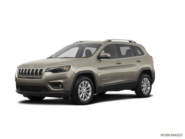 2019 Jeep Cherokee Vehicle Photo in Macomb, IL 61455