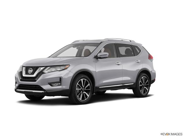 2018 Nissan Rogue Vehicle Photo in Spokane, WA 99207